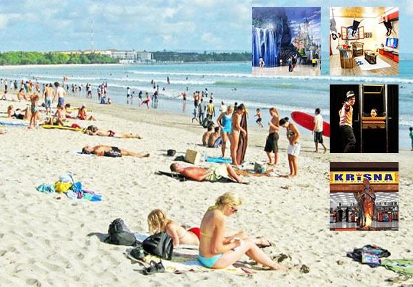Paket Tour Pantai Kuta Bali
